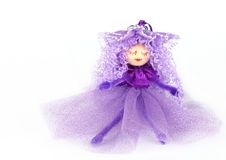 Hand made doll Royalty Free Stock Images