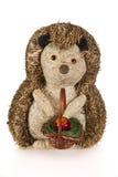 Hand made hedgehog Stock Image