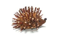 Hand Made Hedgehog Stock Photo