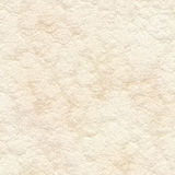 Hand made paper. Sheet of hand made paper Royalty Free Stock Images