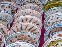 Romanian traditional pottery clay Stock Photo