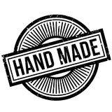 Hand Made rubber stamp Royalty Free Stock Photo