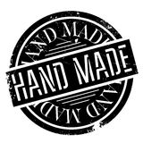 Hand Made rubber stamp Stock Images
