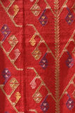 Hand made rug Royalty Free Stock Images