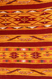 Hand made rug Royalty Free Stock Image