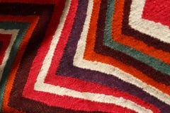 Hand made rug Royalty Free Stock Photo