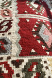 Hand made rug Stock Photography