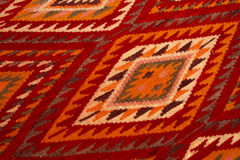 Hand made rug Royalty Free Stock Photography