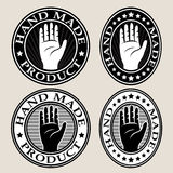 Hand Made Seal / Label vector illustration
