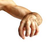 Hand of a man Royalty Free Stock Photos