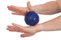 Hand massage Royalty Free Stock Image