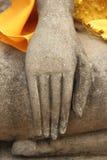 Hand/meditatie royalty-vrije stock foto's