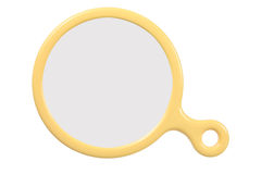 Hand Mirror Stock Photo