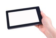 Hand- och TabletPC Arkivfoto