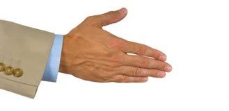 hand offered Στοκ Εικόνες
