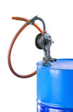 Hand Operated Lubricant Oil Pump. Stock Image