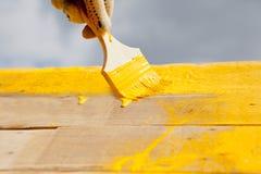 Hand paint Royalty Free Stock Photo