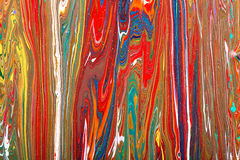 Hand painted abstract background. Royalty Free Stock Photography
