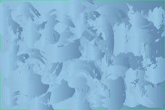 Hand drawn abstract backdrop vector illustration