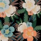 Flower illustration. bouquet of flowers. royalty free illustration