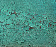 Hand painted cracked abstract background Stock Image