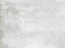 Hand painted gray watercolor texture. Royalty Free Stock Image