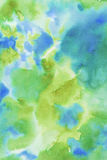 Hand painted hi-res colorful watercolor texture. Hand painted hi-res colorful watercolor texture background. Vintage colors Stock Photos