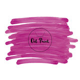 Hand painted oil texture Royalty Free Stock Photos