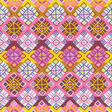 Hand-painted seamless pattern Royalty Free Stock Photography