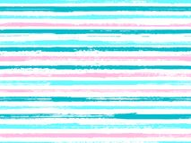 Free Hand Painted Stripes Clothes Seamless Vector Pattern. Stock Photography - 144594172