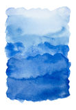 Hand painted watercolor background Royalty Free Stock Photos