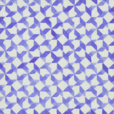 Hand painted watercolor background. Lilac watercolor abstract geometric background Royalty Free Stock Photo
