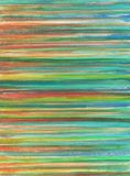 Hand painted watercolor graphic element. Abstract striped background. Hand painted watercolor graphic design element. Abstract striped background. Colorful vector illustration