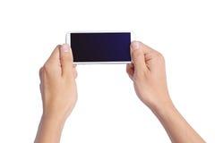 Hand Phone Royalty Free Stock Photo
