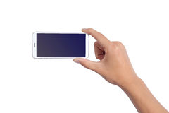 Hand phone Royalty Free Stock Image