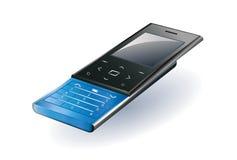 Hand phone Royalty Free Stock Photos