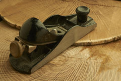 Hand Plane Tool Stock Images