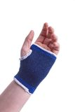 Hand protection Royalty Free Stock Photo