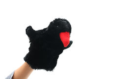Hand puppet Royalty Free Stock Image