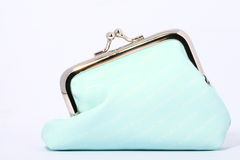 Hand purse Royalty Free Stock Photos
