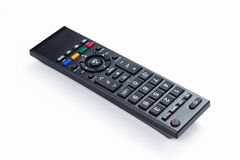 Hand with remote control Royalty Free Stock Image