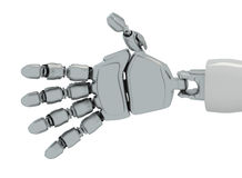 Hand of robot Stock Photos