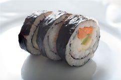 Hand Roll Sushi Stock Photography