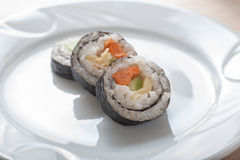 Hand Roll Sushi Stock Photos