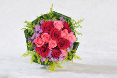 Hand rose. A hand rose for wedding, gift Royalty Free Stock Images
