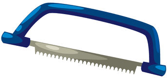 Hand saw Stock Image