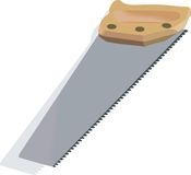 Hand saw Stock Images