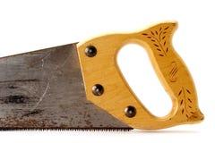 hand sawen Royaltyfria Foton