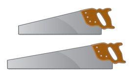 Hand Saws Stock Image