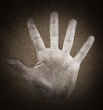 A hand Royalty Free Stock Photo